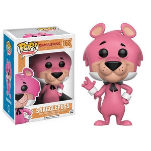 Pop! Animation: Snagglepuss- Snagglepuss (Gemini Excl) (Flocked)
