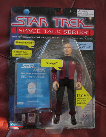 Star Trek: The Next Generation- Space Talk AF Series