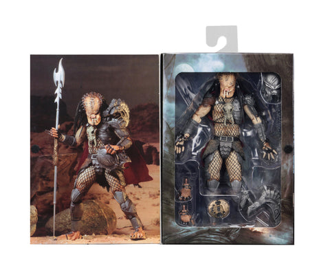 "Ultimate Predator- Ahab 7"" Scale Action Figure"