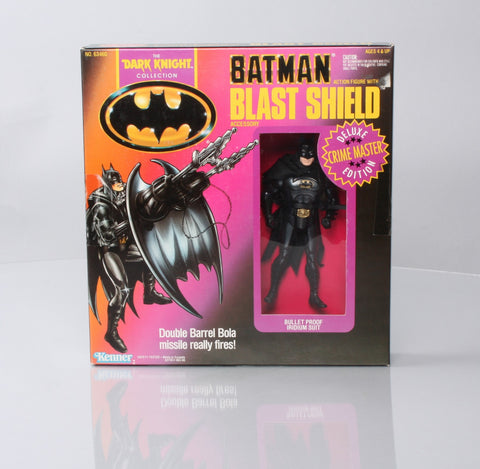 Batman w/ Blast Shield (Double Barrel Bola)