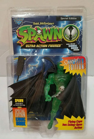 Spawn: Special Limited Edition- Green Spawn