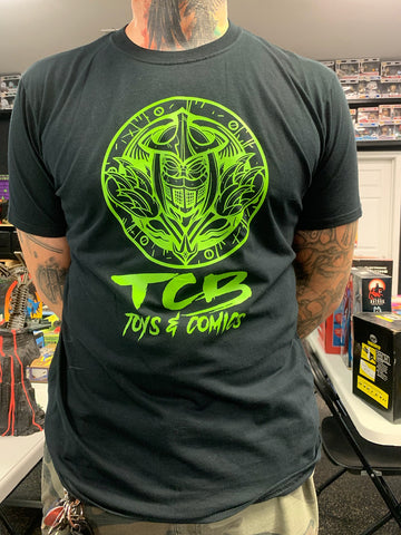 TCB Toys and Comics Shredder T-Shirt