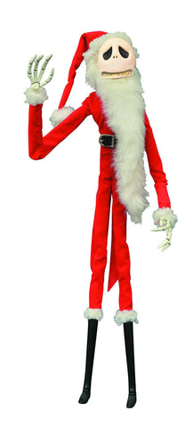 NBX Santa Jack Unlimited Coffin Doll