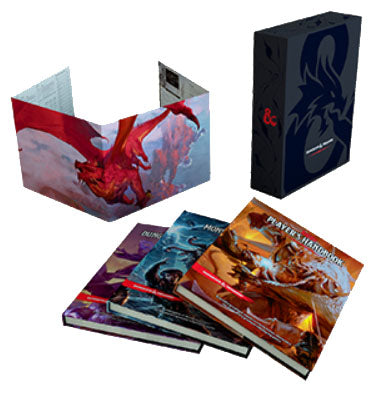 Dungeons & Dragons: 5th Edition - Core Rulebook Gift Set