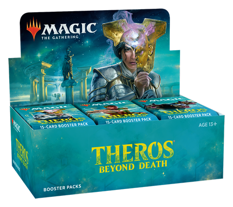 Magic: The Gathering - Theros Beyond Death Boosters