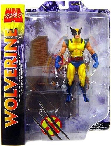 Marvel Select- Wolverine