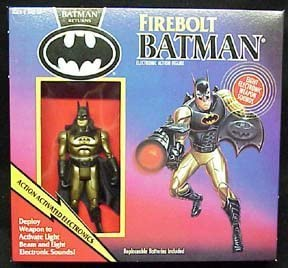 Batman Returns- Firebolt Batman