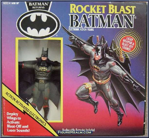 Batman Returns- Rocket Blast Batman