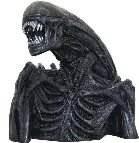 Alien Covenant Xenomorph Bust Bank