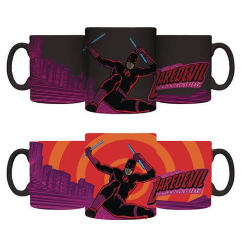 Daredevil Radar Sense Heat-Change Mug (PX Excl)