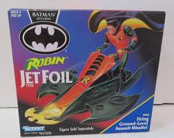 Robin Jetfoil Cycle (Figure Sold Separately)