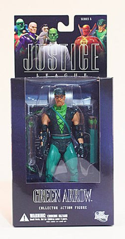 Justice League: Action Figures (Designed by Alex Ross) (Previously opened but complete unless otherwise noted)