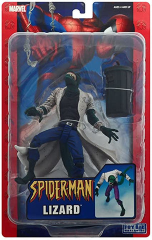 Spider-Man: 2002-2005 Action Figure Series