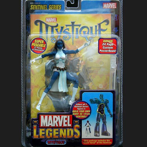 Marvel Legends- Sentinel BAF Series