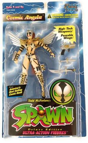 Spawn: Deluxe Edition- Cosmic Angela