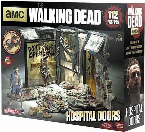 The Walking Dead: Hospital Doors 112 pc Puzzle
