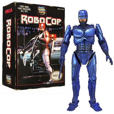 Robocop: Classic Video Game- Ultimate Action Figure