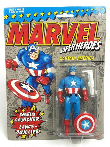 Marvel Superheroes: Vintage- Captain America