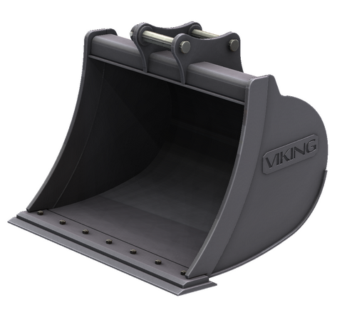 Viking - ZX75 42″ CLEAN-UP BUCKET_Main Image