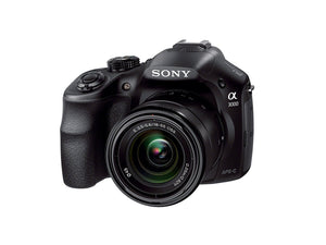 Sony A3000 Interchangeable Lens Digital 20.1MP Camera with 18-55mm Lens ( Refurbished )