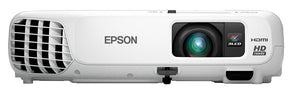 Epson Home Cinema 730HD, HDMI, 3LCD, 3000 Lumens Color and White Brightness, Home Entertainment Projector ( Open Box )