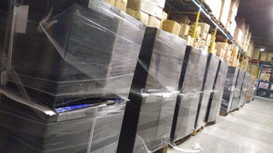 WholeSale Lots - 10 Pallets ( 80 Units ) Danby wine coolers ( customer return )