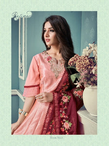 Beautiful PINK Designer  Suit