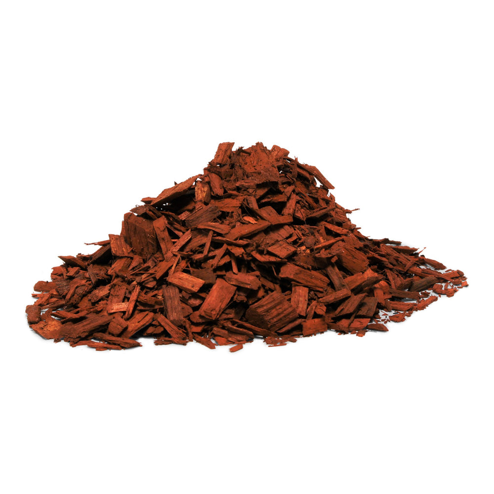 Red Woodchips