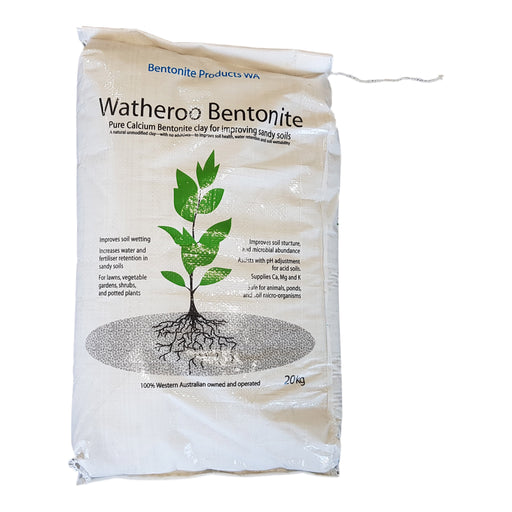 WATHEROO BENTONITE CLAY