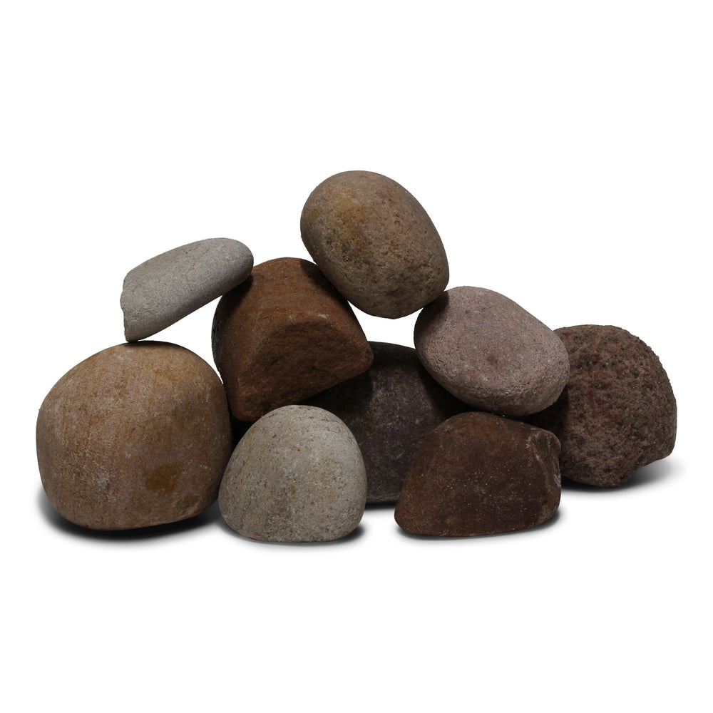 40 - 80mm Boyup Riverstone in 1m3 Bulka Bag