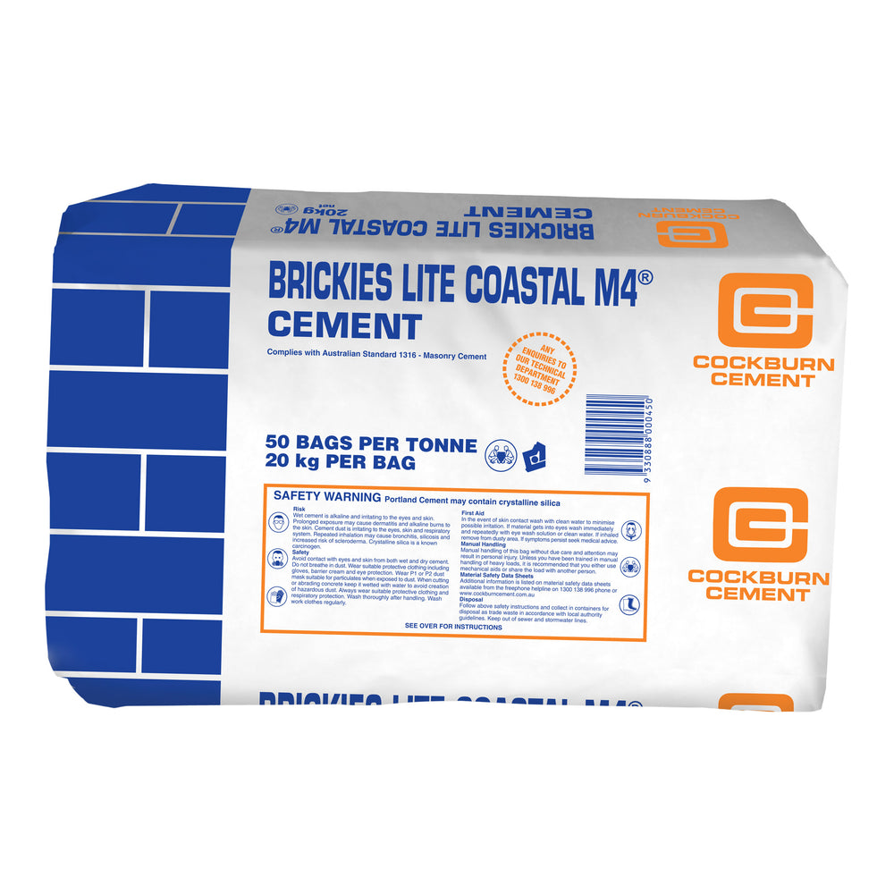 Brickies Lite coastal