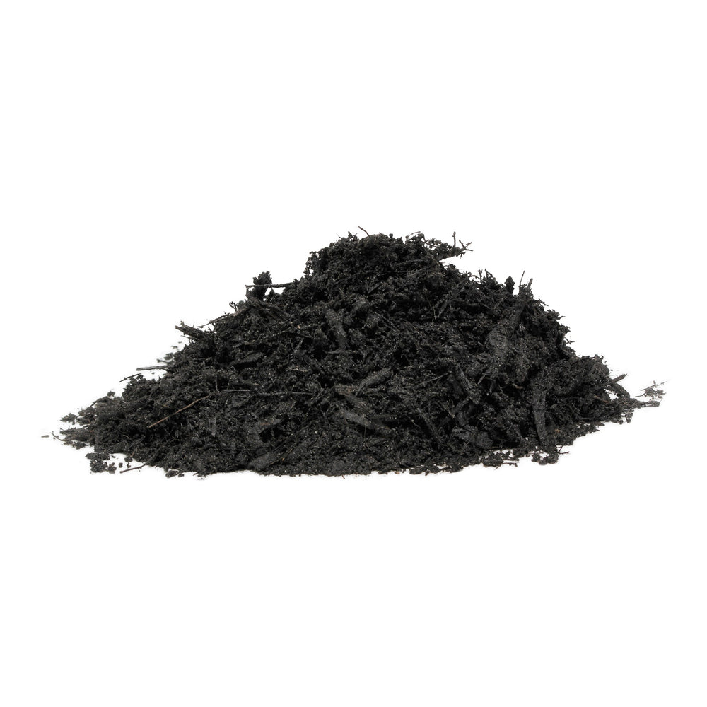 Black & Peat Mulch in 1m3 Bulka Bag