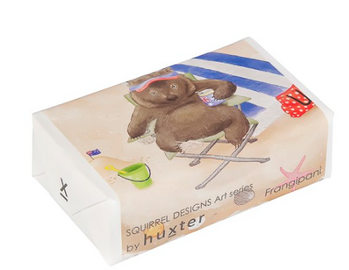 SD 'Wombat at Beach' - Huxter Soaps