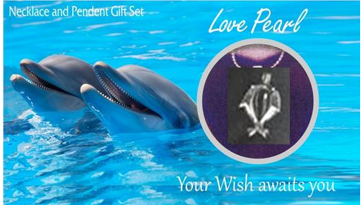 Love Pearl -Dolphin