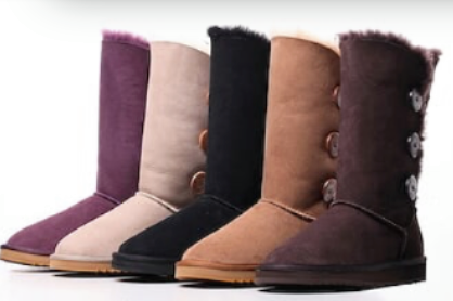 Tall Button UGG BOOT