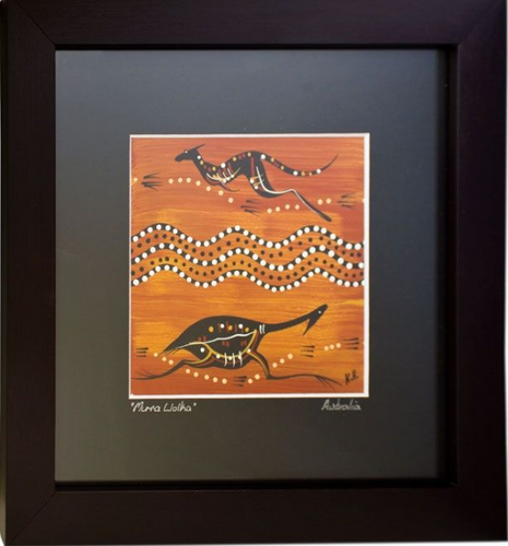 Assorted Frames - Aboriginal Art