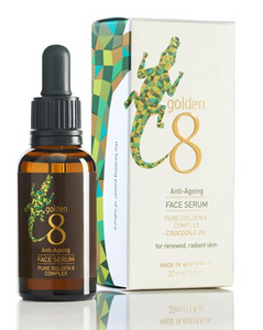 Golden 8 Anti-Ageing Face Serum