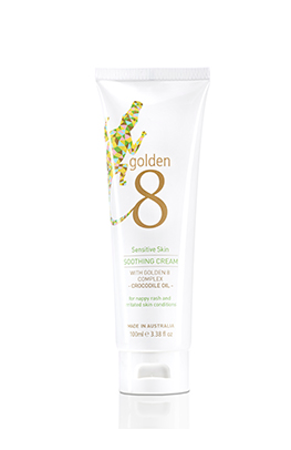 Golden 8 Sensitive Skin Soothing Cream - 100mL