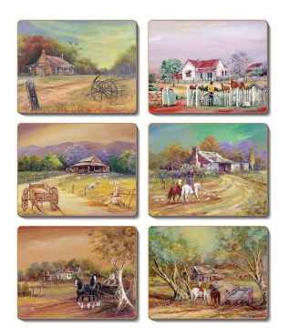 Homestead Placemats