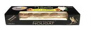 Flying Swan - Soft Almond Vanilla Nougat 120g TWIN PACK