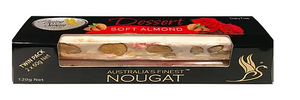 Flying Swan - Desert Soft Almond Nougat 120g TWIN PACK