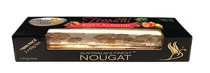 Flying Swan -  Soft Almond Tropical Fruits 120g TWIN PACK