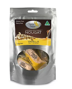 Flying Swan - Soft Almond Vanilla Nougat - 200g Pack