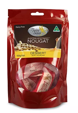 Flying Swan - Desert Soft Almond - 200g Pack