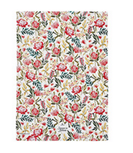 Summer Natives Tea Towel - Seasons in Bloom Collection