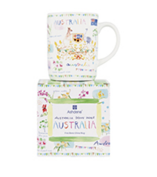 Australia Mug - Australia Down Under Collection