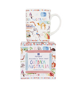 Outback Australia Mug - Australia Down Under Collection