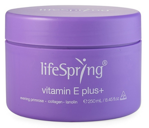 Lifespring-Vitamin E Plus+ Cream 250ml - Set of 2