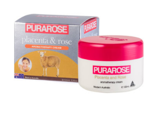 Purarose Placenta & Rose Aromatherapy Cream  - Set of 2