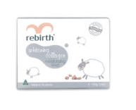 REBIRTH WHITENING COLLAGEN MOISTURISING SOAP  100G
